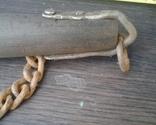 Рукоять с цепью ., фото №5