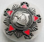 Орден Нахимова 2 степени (копия), фото №3
