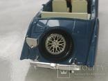 Модель ретро автомобиля (кабриолет), фото №5