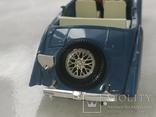 Модель ретро автомобиля (кабриолет), фото №6