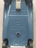 Модель ретро автомобиля (кабриолет), фото №11