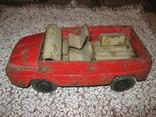 ЛуАЗ, СССР, сталь. Под ремонт, фото №2