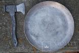Топорик-молоток кухонный.Сковорода.СССР., фото №2