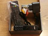 Ресивер(тюнер) DVB-T2 GEOTEX GTX-35 + Megogo,IPTV, фото №4