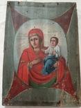 Икона Неопалимая Купина, фото №3