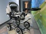Детская коляска классическая Emmaljunga Edge Duo Combi (Швеция), фото №3