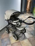 Детская коляска классическая Emmaljunga Edge Duo Combi (Швеция), фото №4