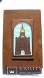Плакетка Киево-Печерский заповедник, Настольный сувенир Киев, фото №3