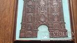 Плакетка Киево-Печерский заповедник, Настольный сувенир Киев, фото №5