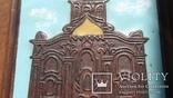 Плакетка Киево-Печерский заповедник, Настольный сувенир Киев, фото №6