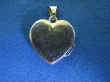 Кулончик под фотографию серебро., фото №5