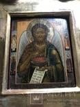 Икона Святой Иоанн с предстоящими, фото №2