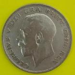 1/2 Крони 1923р. Срібло., фото №2