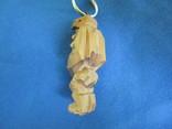 Брелок из дерева Дед., фото №8