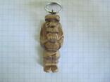 Брелок из дерева Дед., фото №10