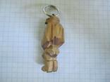 Брелок из дерева Дед., фото №11