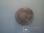 Грош коронный 1609 г, фото №2