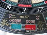 """Игра """"Дартс- MQ-20C"""" электронный, фото №13"""