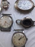 Одним лотом Часы на запчасти Винтаж, фото №5