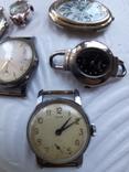 Одним лотом Часы на запчасти Винтаж, фото №7