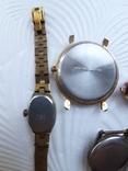 Одним лотом Часы на запчасти Винтаж, фото №8