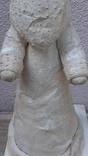 Снегурочка папье-маше,рост 34 см, фото №8