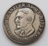 Германия. Третий Рейх. Aufbruch der Nation. 21.März 1933 (копия), фото №2