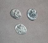 Деньга Грозного, 3 штуки, фото №2