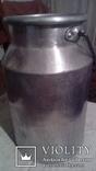 Бидончик аллюминиевый 5л, фото №6