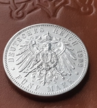 5марок1909 год 500 лет Лейпцигскому университету, фото №6