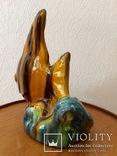 Рыба,Гжель,облившая керамика., фото №5
