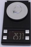 Кольцо 750 с изумрудом, фото №5