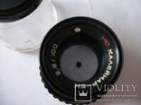 Объектив калейнар-5Н , 2,8/100 футляр, передняя крышка, фото №8