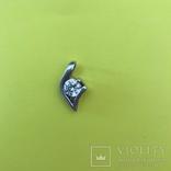Кулон Срібло 925 1,81 грам., фото №2