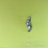 Кулон Срібло 925 1,21 грам., фото №2