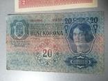 2 кроны и 20 крон 1913, фото №4