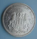 5 марок, 1896 год, Гамбург,, фото №4
