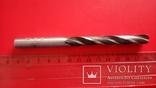 Сверло советское диаметр 9,8 мм новое СССР Р6М5, фото №7