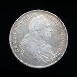 Талер Патрона Бавария 1790 Карл Теодор, Бавария, фото №2