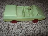 1. Машинка, СССР, пластик, фото №2