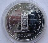 1 доллар 1977 г. Канада, фото №2