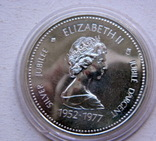 1 доллар 1977 г. Канада, фото №3