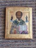 Икона святой Николай, фото №6