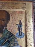 Икона святой Николай, фото №8