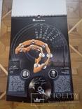 Большие настенные календари 2009 и 2008 гг., фото №5
