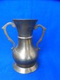 Декоративная ваза Латунь  Европа, фото №3