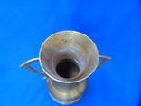 Декоративная ваза Латунь  Европа, фото №4