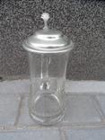 Пивная кружка Cтекло  0,5 L Европа, фото №7