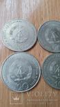 Монеты ГДР, фото №2