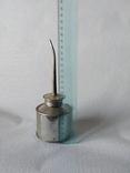 Масленка металлическая средняя Лот №2, фото №4